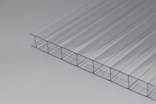 16mm Stegplatten Polycarbonat glashell 3-fach / MARLON®
