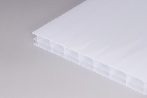 16mm Stegplatten Polycarbonat weiß-opal 3-fach MARLON®