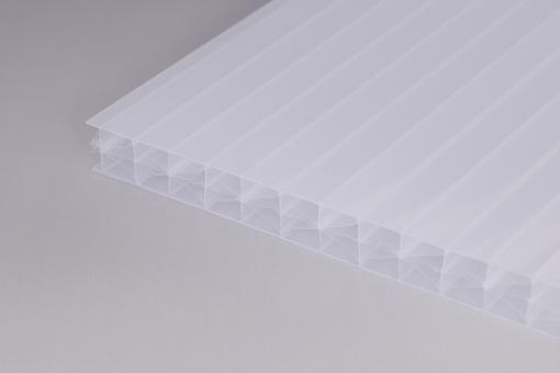 """16mm Stegplatten Polycarbonat IQ-Relax Makrolon """"hitzereduzierend"""""""
