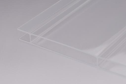 16mm Doppelstegplatten Acrylglas 16/96 Der Durchblicker GlasKlar