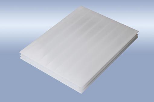 16mm Stegplatten Polycarbonat weiss-opal 3-fach - Multisteg