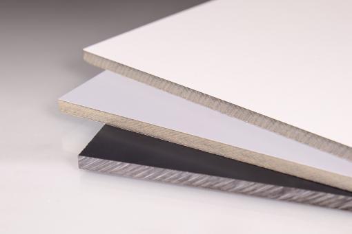 HPL-Kompaktplatten Uniplan 6 mm B2