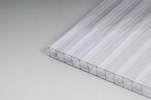 AKTION !!!   16mm Stegplatten Polycarbonat glashell  MARLON® X-Wall